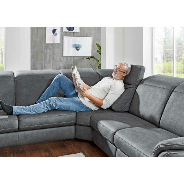PlanSofa Hudson Sofa als Wohnbeispiel 2.