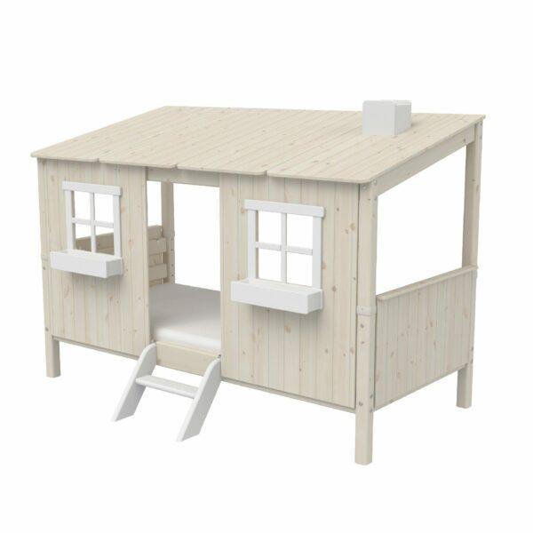 """Trendstore """"Flexa Classic"""" Kinderbett mit Haus"""