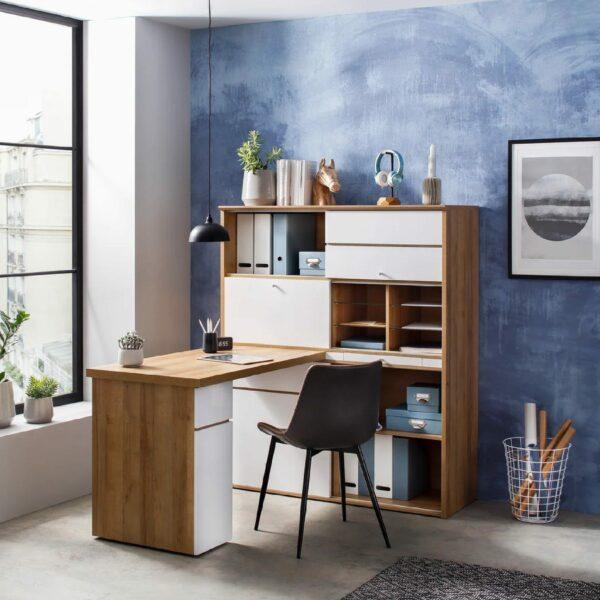 Trendstore Murani Mini Office als Wohnbeispiel.