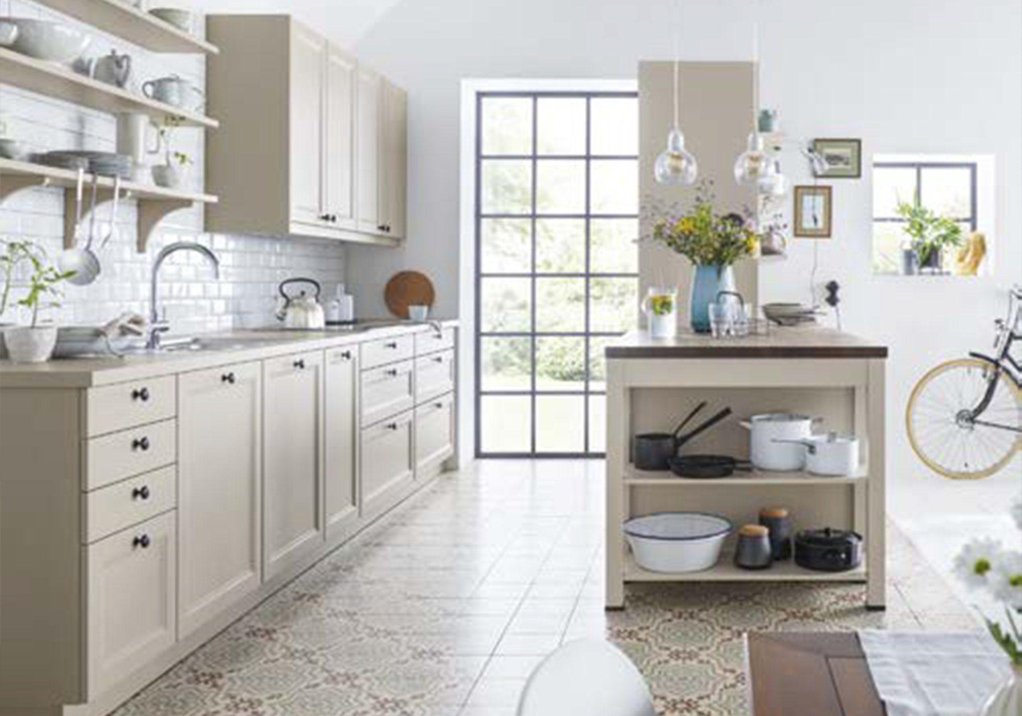 Küchen-Formen: Zweizeilige Küche