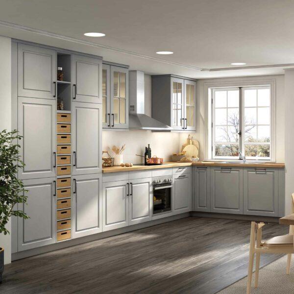 Schüller Classic Einbauküche Wohnbeispiel