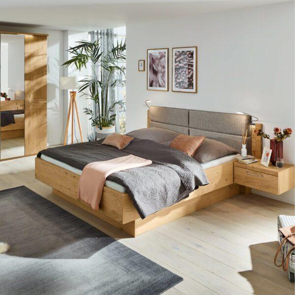 Musterring Minto Doppelbett – Wohnbeispiel