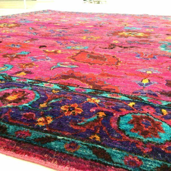 Musterring Sunburry Silk Teppich