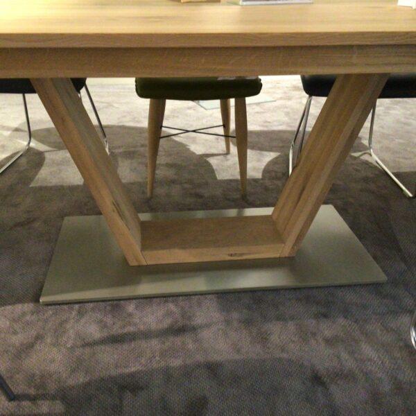 Musterring Portland Säulen-Esstisch