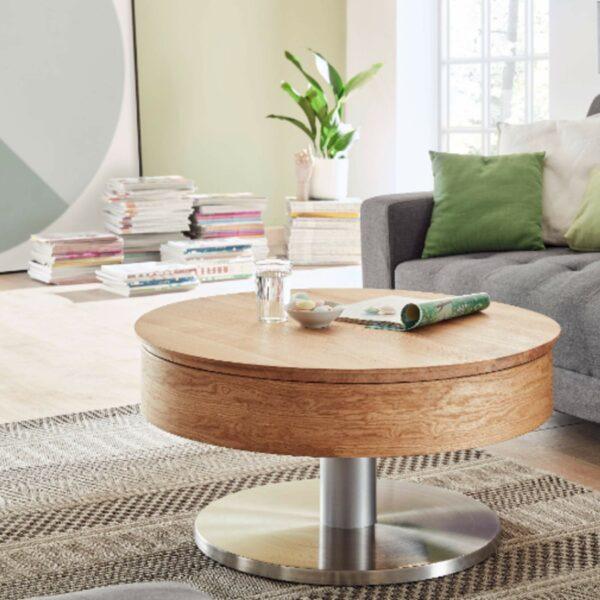MCA Furniture Maivin Couchtisch – Wohnbeispiel