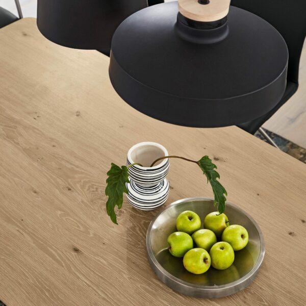 Musterring Helmond Esstisch – Nahaufnahme Tischplatte