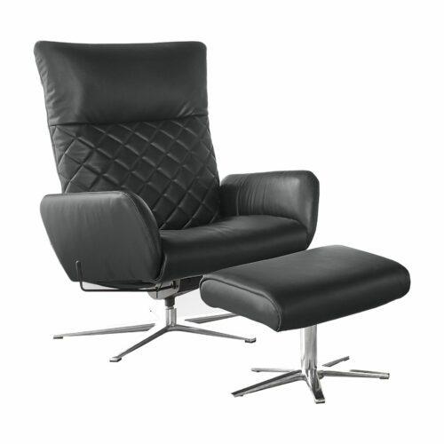 Musterring 2956 Sessel und Hocker