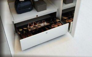 RMW Smart Living: Schubladeneinsatz für Schuhe