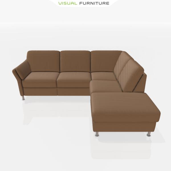 Couchliebe Zermatt Elementgruppe – 2D-Planung