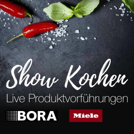 Show Kochen bei Küchen DICK Lauchringen