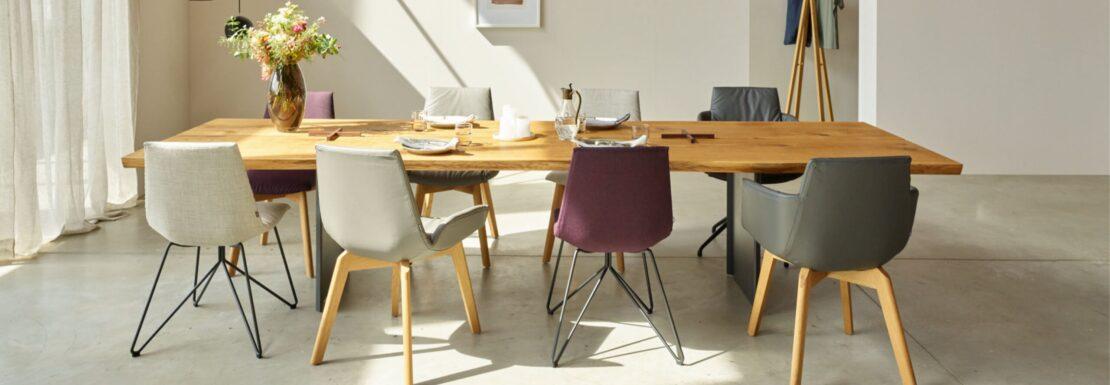 Naturholz-Möbel von Team 7