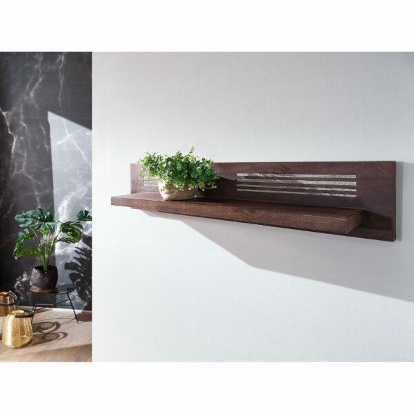 Trendstore Gaio Wandregal 120 cm – Wohnbeispiel