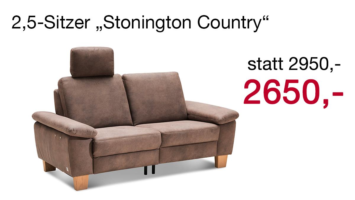 Sofa Tausch Prämie McPolser Stonington Country Sofa