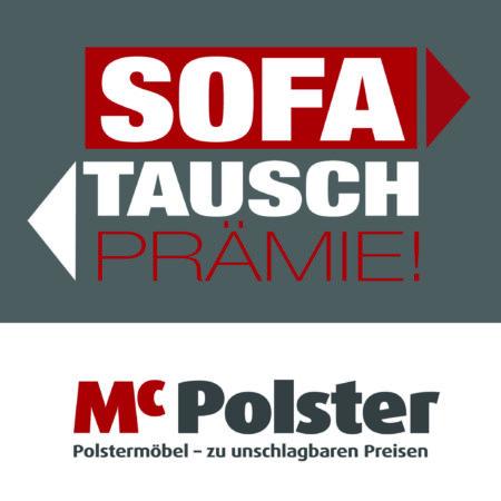 Sofa Tausch Prämie bei McPolster
